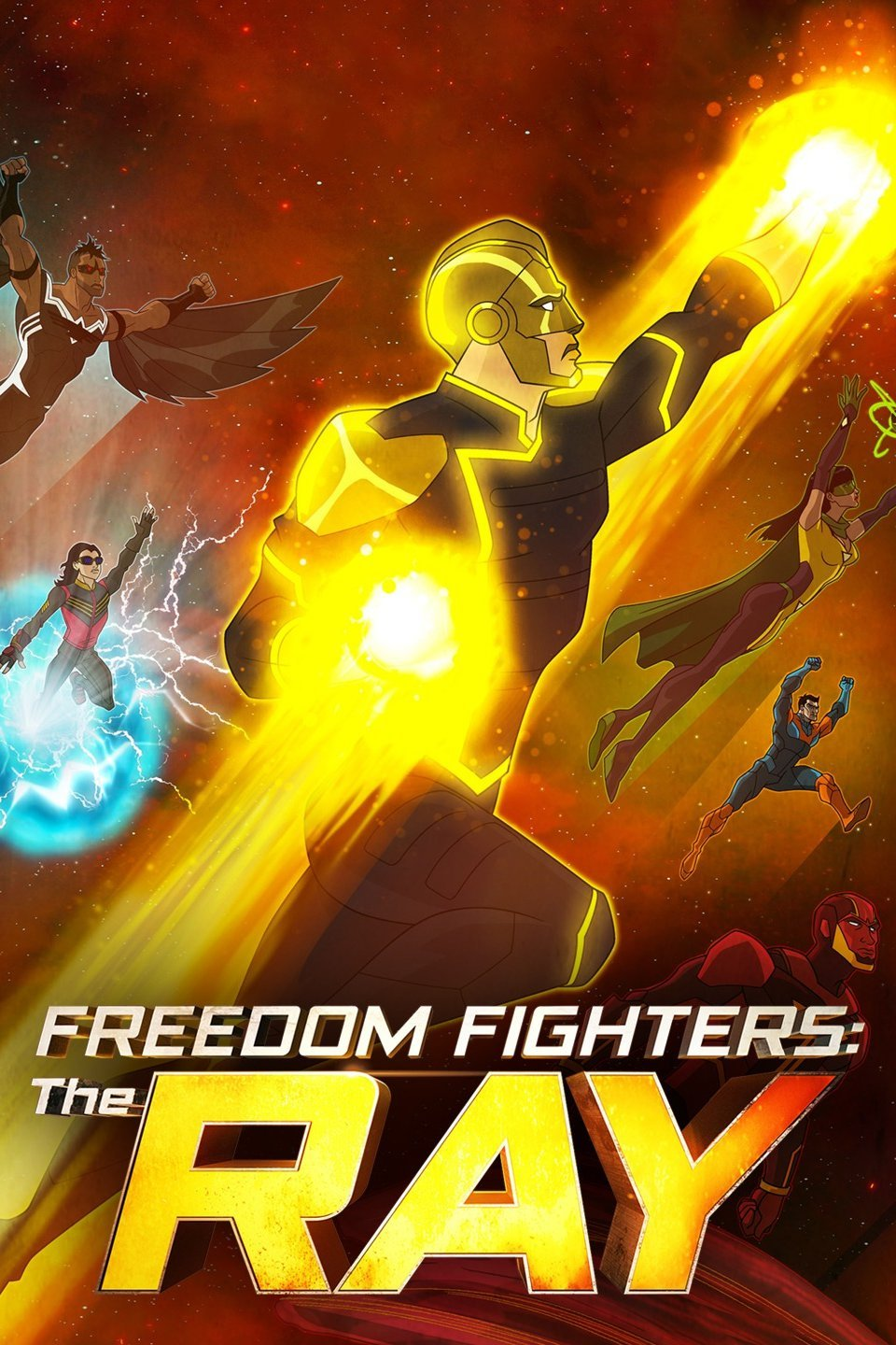 Image result for Freedom Fighters: The Ray
