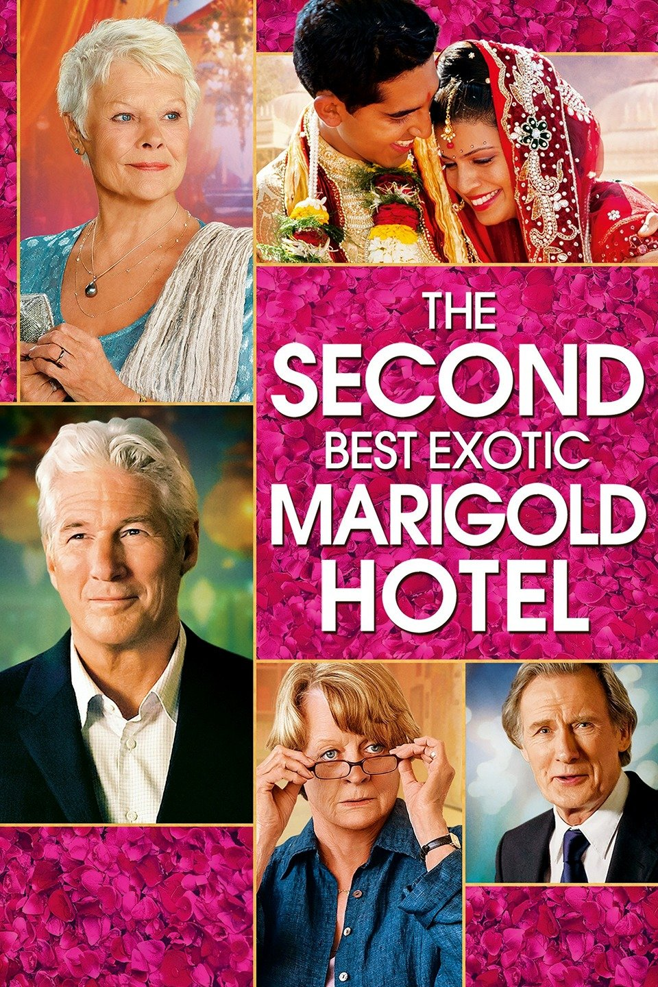 Image result for the second best exotic marigold hotel