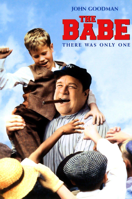 Afbeeldingsresultaat voor The babe baseball movie