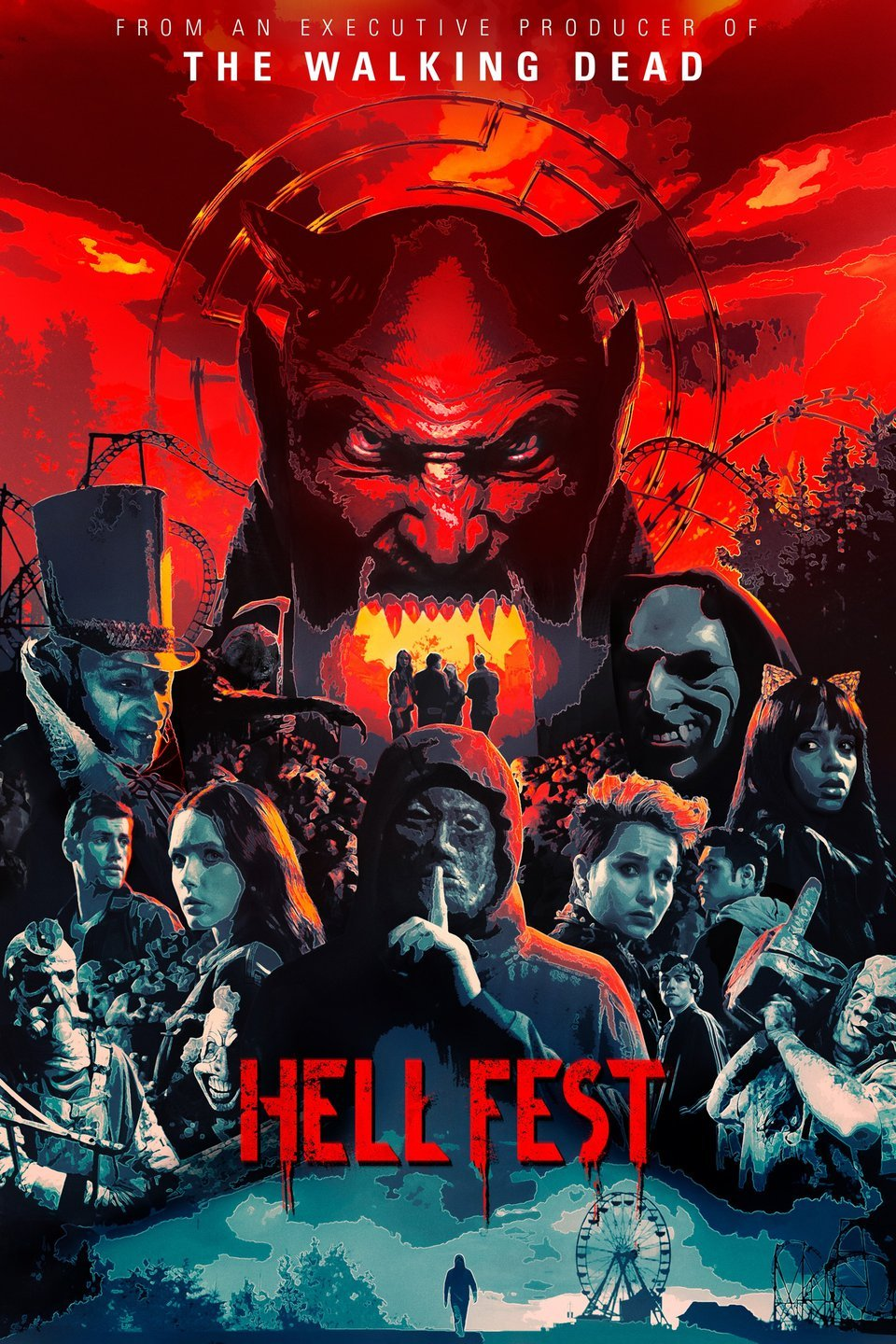 Image result for hell fest