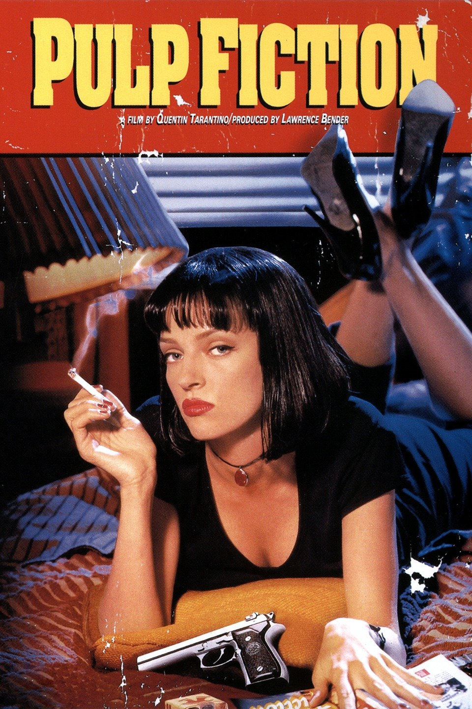 Image result for Pulp Fiction (1994)