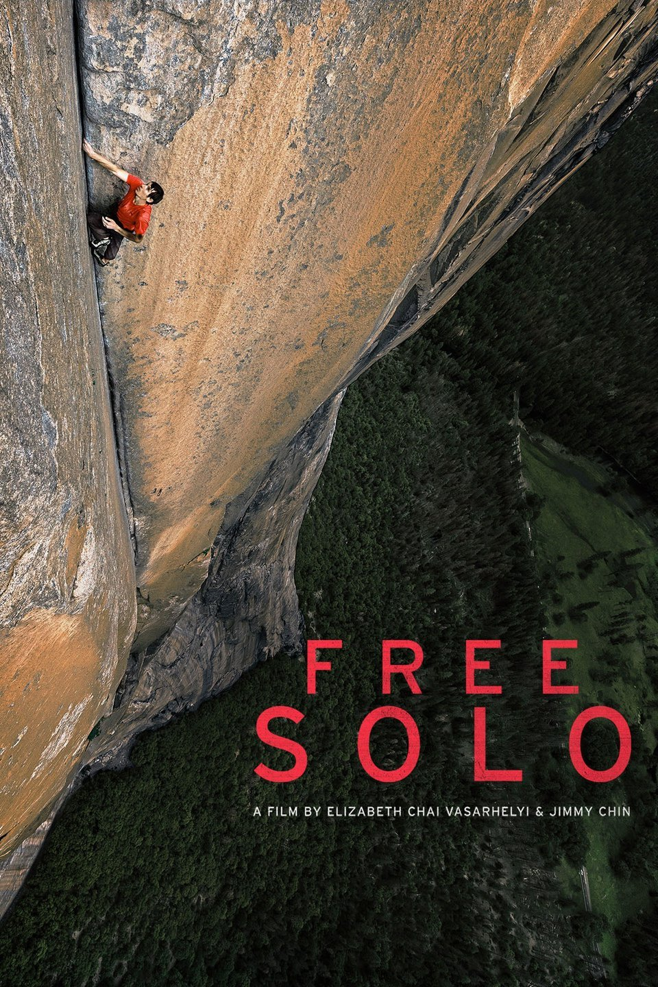 Image result for free solo cinematography