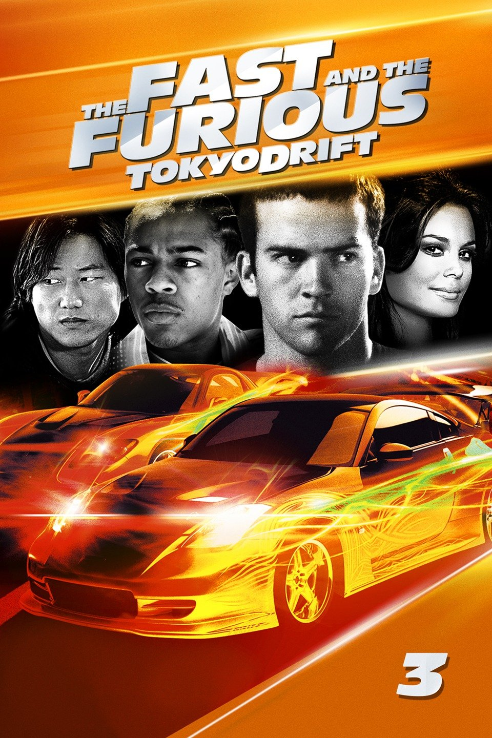 Download The Fast and the Furious: Tokyo Drift (2006) Dual Audio {Hindi-Eng} 480p [400MB] | 720p [1GB] { 3rd part}
