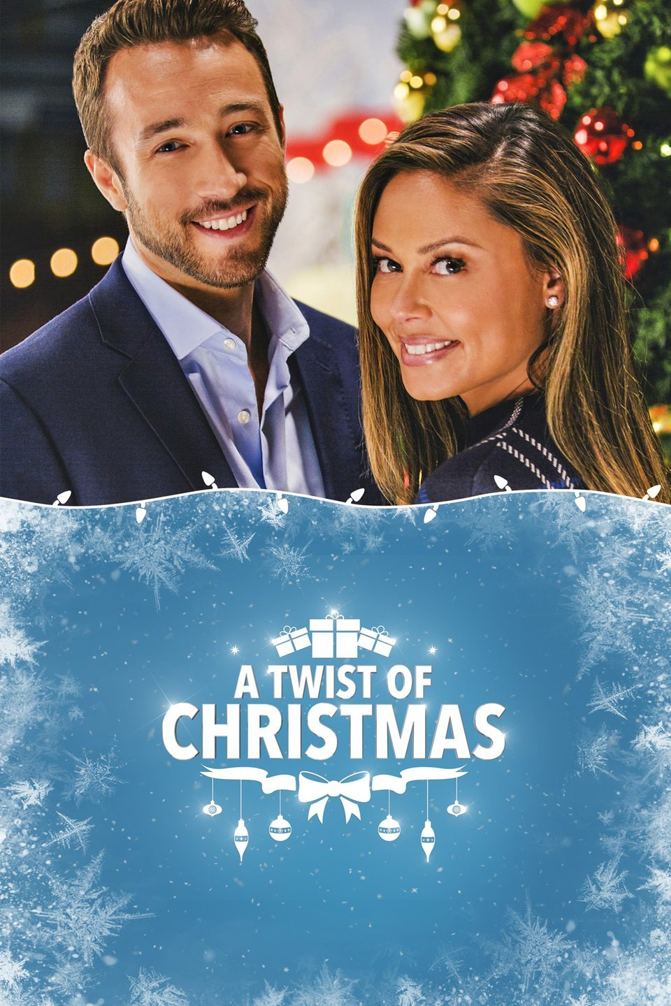 Image result for a twist of christmas