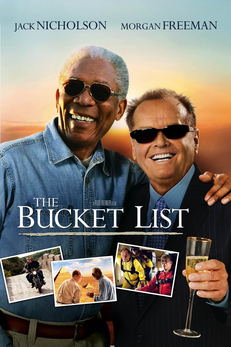 Image result for The Bucket List 2007