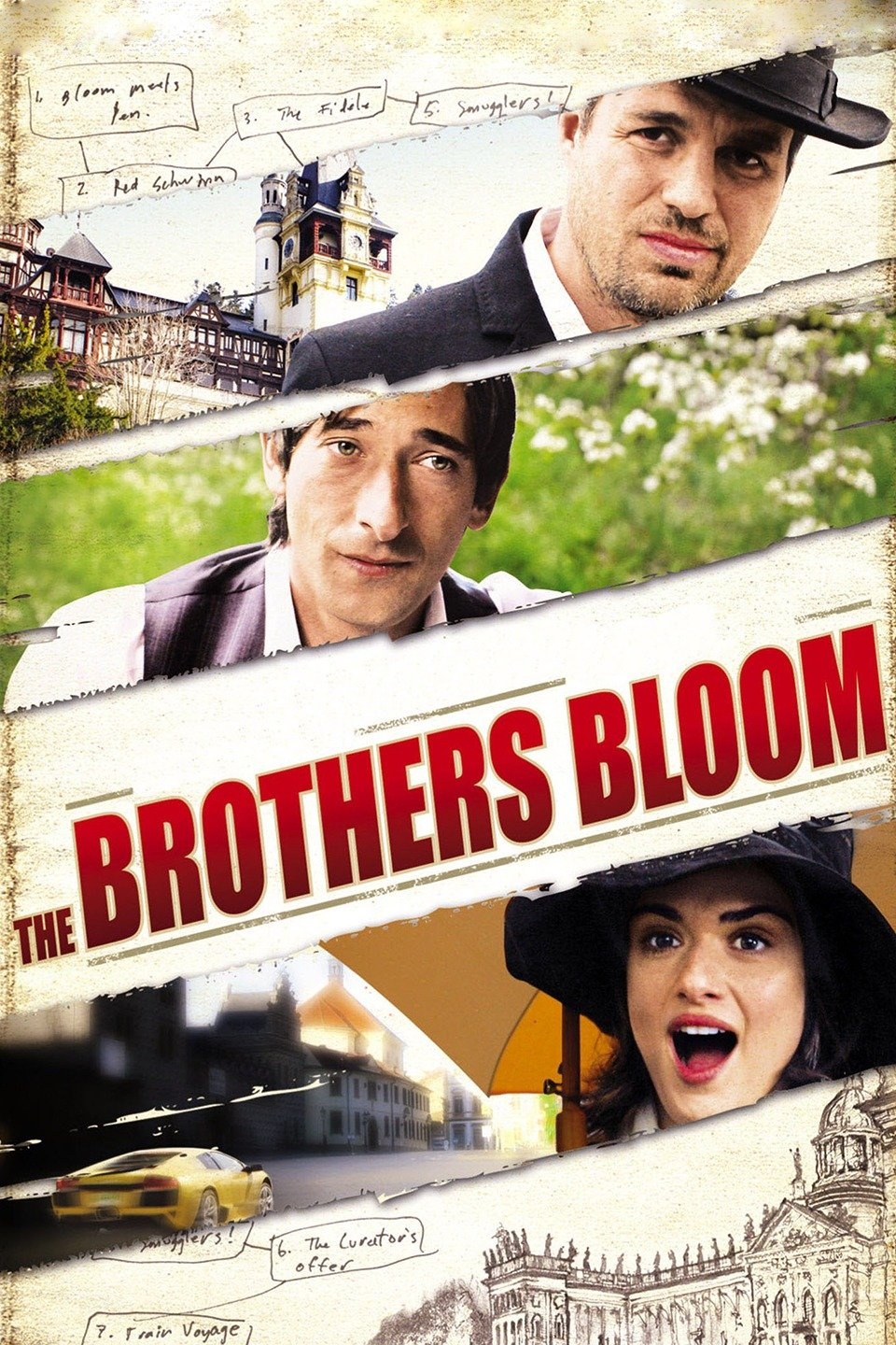 Image result for the brothers bloom