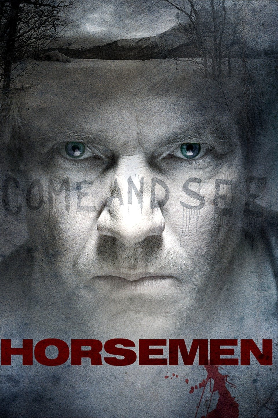 Image result for horsemen film