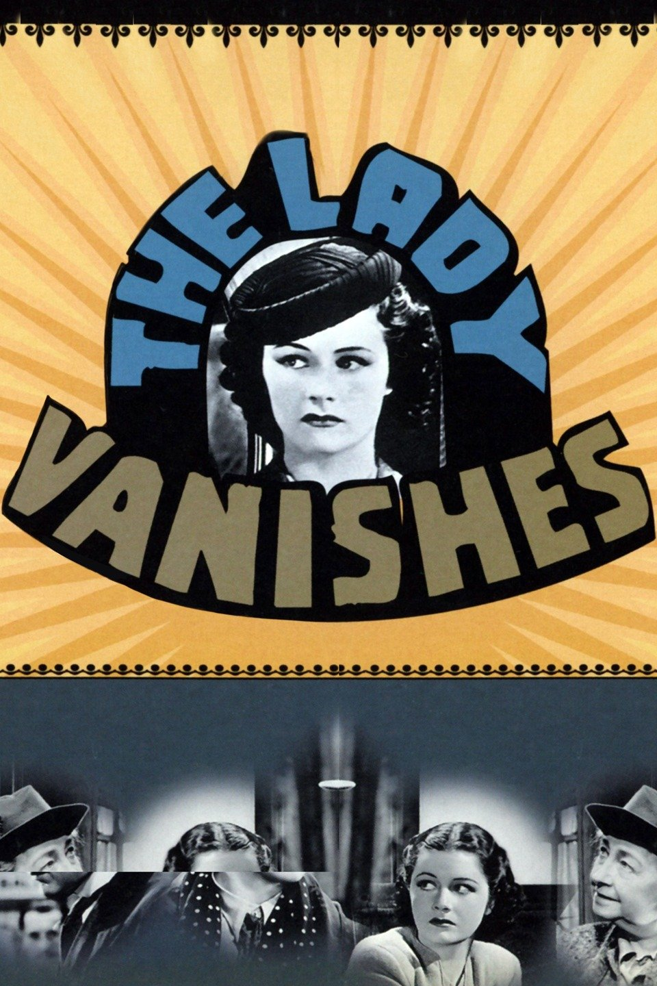 Image result for the lady vanishes film