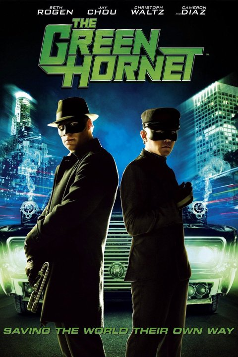 Download The Green Hornet (2011) Dual Audio (Hindi-English) 480p [400MB] || 720p [800MB]