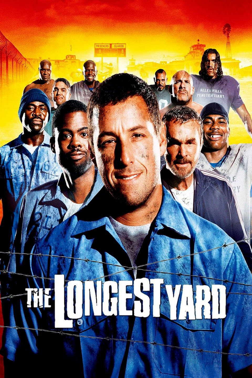 Image result for longest yard