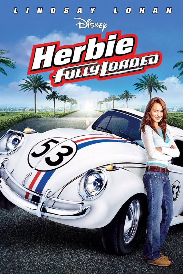 Image result for herbie lindsay lohan""