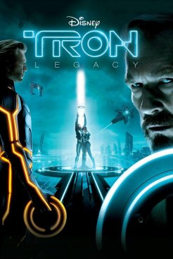 Tron Legacy- sci-fi movies about videogames