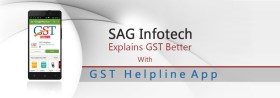GST Helpline Application