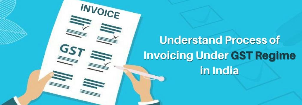 Invoice Under GST Regime