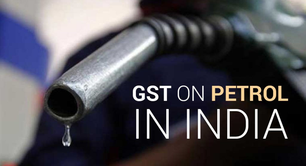 GST on Petrol in India
