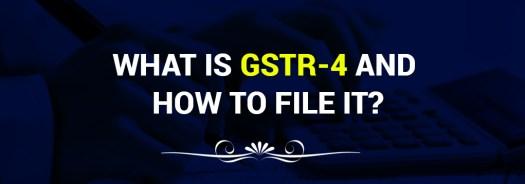GSTR-4