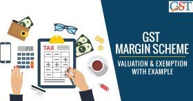 GST Margin Scheme