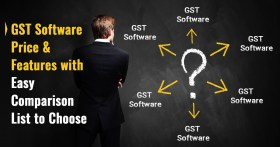 GST Software Price and Features List