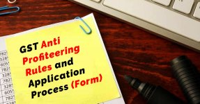 Anti-Profiteering Rules and Application Form