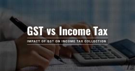 GST vs Income Tax