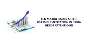 gst issues and challenges