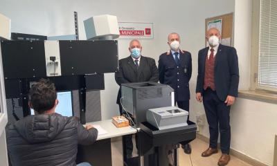 grosseto-polizia-municipale-nuova-tecnologia-fotosegnalamento