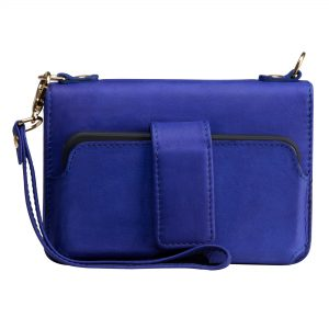 Kayla Cross Body Clutch Marine Blue - Case-Mate - @YummyANA - G Style Magazine