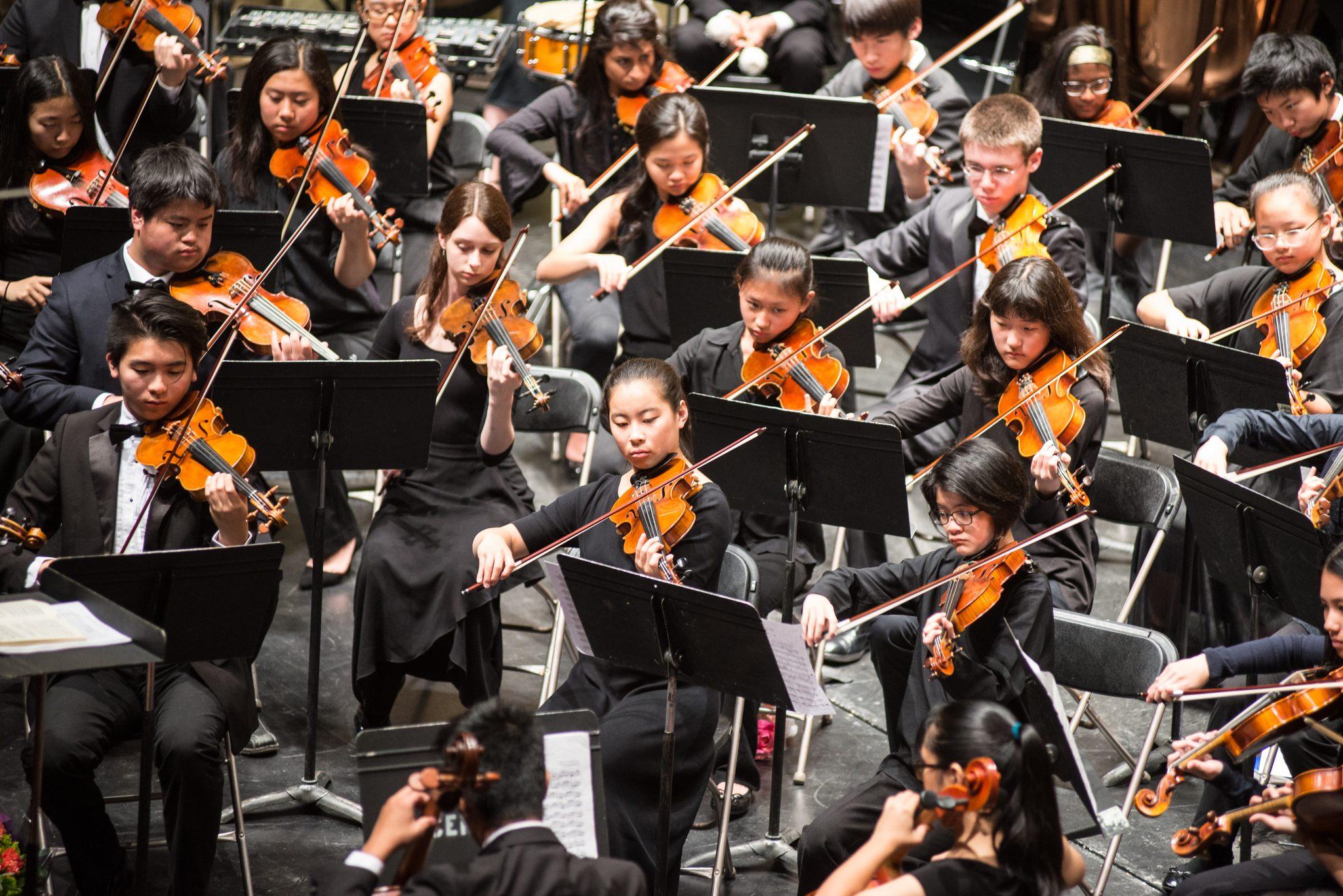 GSYO Violins