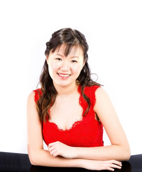 pianist Josephine Chen