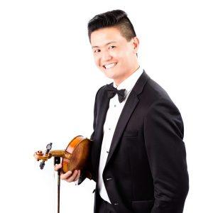 violin soloist Sam Lai