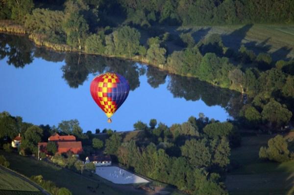 hot air ballonteam kassel # 46