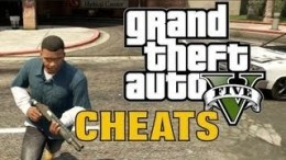GTA 5 Cheats for PC GTA V console command