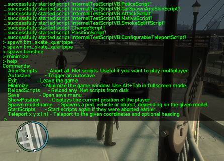 GTA 4 .Net ScriptHook download
