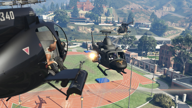 Rockstar Game Tips: Mastering Freemode Events Part Two