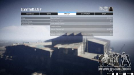 GTA 5 Heist Project 0.4.32.678 seventh screenshot