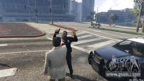 GTA 5 Executions fourth screenshot