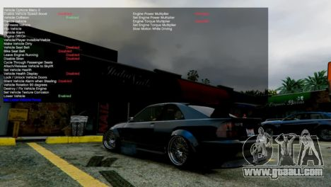GTA 5 Simple Trainer v4.0 third screenshot