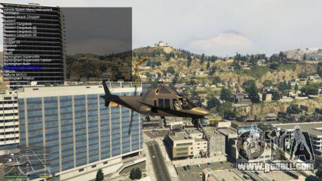 GTA 5 Simple Trainer 4.5 third screenshot