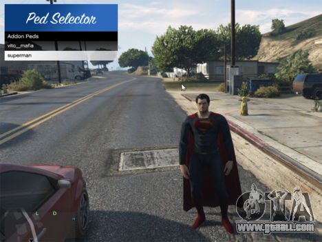 GTA 5 AddonPeds 3.0 third screenshot