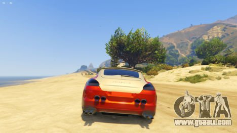 GTA 5 Michael Is Better With A Porsche third screenshot
