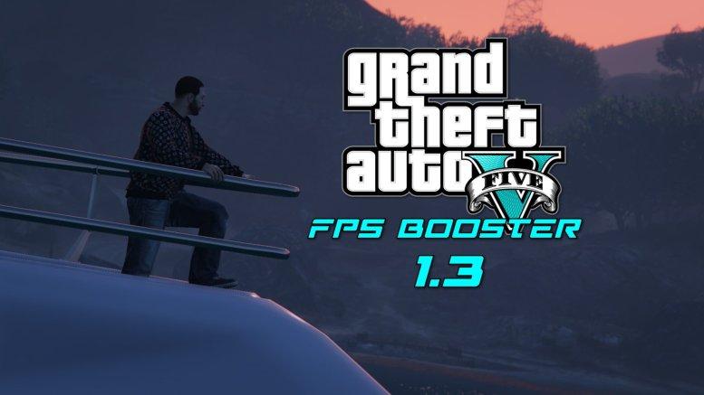 GTA 5 FPS Boost