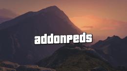 GTA 5 AddonPeds