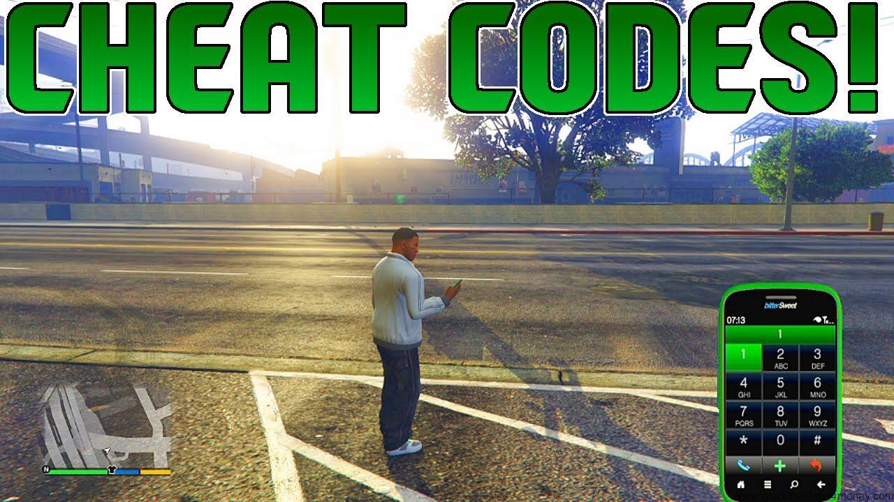 Money Cheat Codes For Gta 5 Ps4 - Cheat Dumper