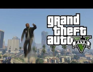 GTA 5 Cheats Super Jump