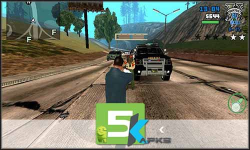 GTA 5 for Android free Download APK Without Survey