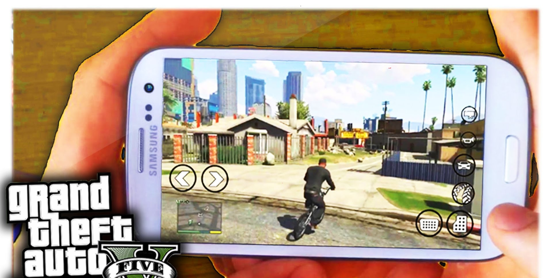 GTA 5 Download Android Game