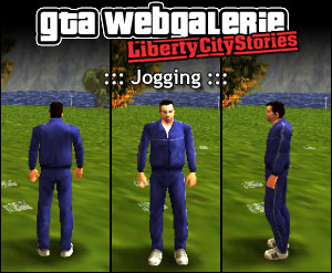 GTA LCS tenue : jogging