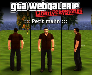 GTA LCS tenue : malin