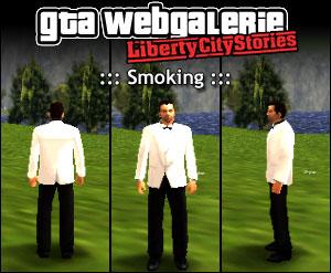 GTA LCS tenue : smoking