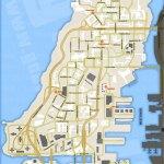 Carte des véhicules pour Stevie à Alderney - GTA IV